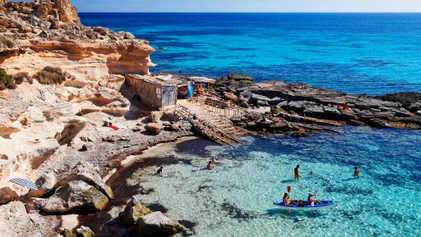 20 de las mejores playas de Europa