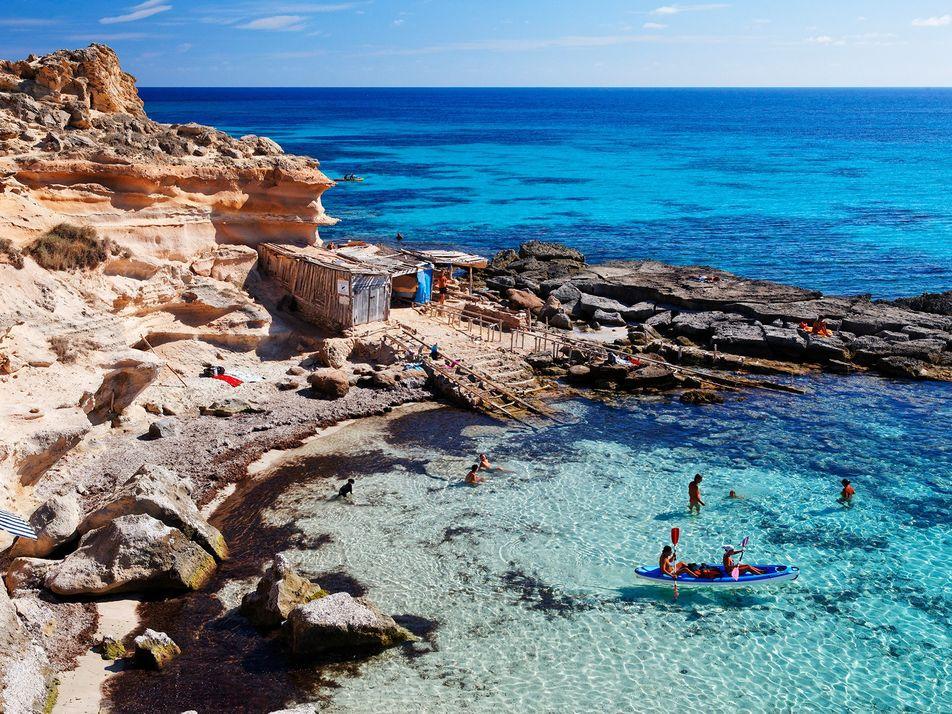 20 playas europeas
