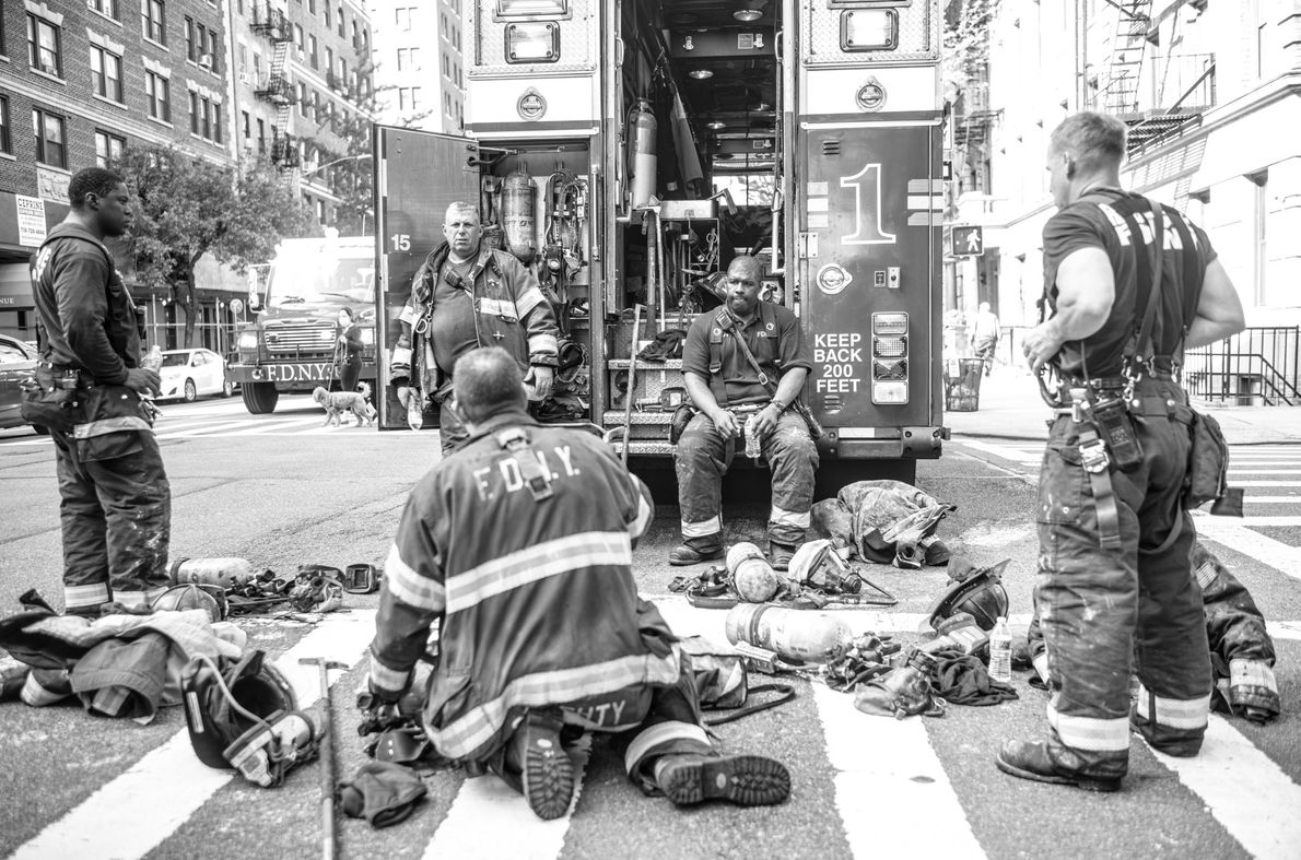 Bomberos de Nueva York