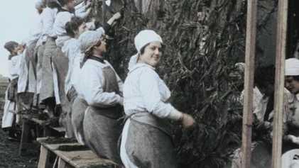 La mujer en la Primera Guerra Mundial ¿Un nuevo camino hacia la igualdad?