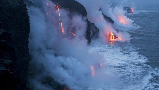 Fotografías de volcanes del mundo