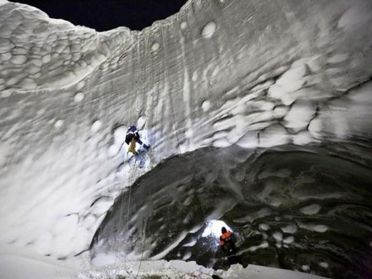 Yamal significa «el fin del mundo».[Ver: Encuentran un cráter de impacto enorme en una región del …