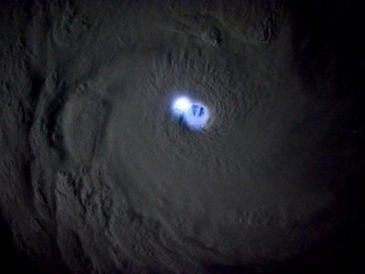 El ojo de la tormenta