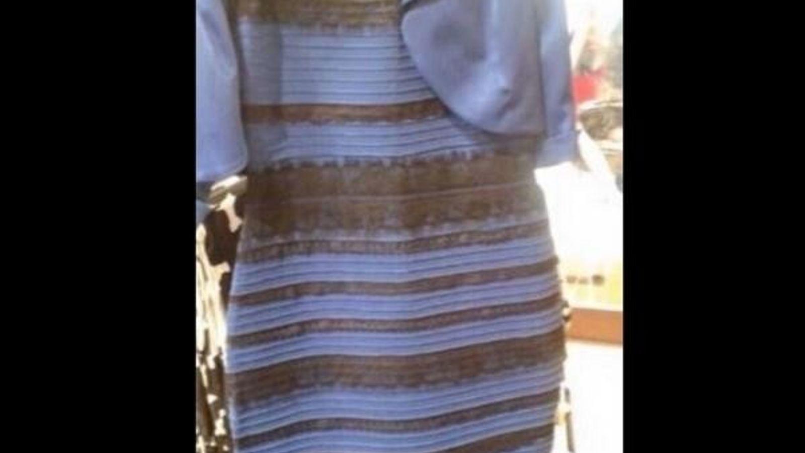 El famoso vestido