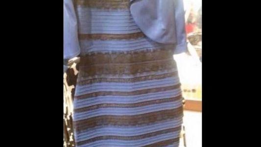 ¿Vestido azul o blanco? Explicaciones sobre la percepción del color