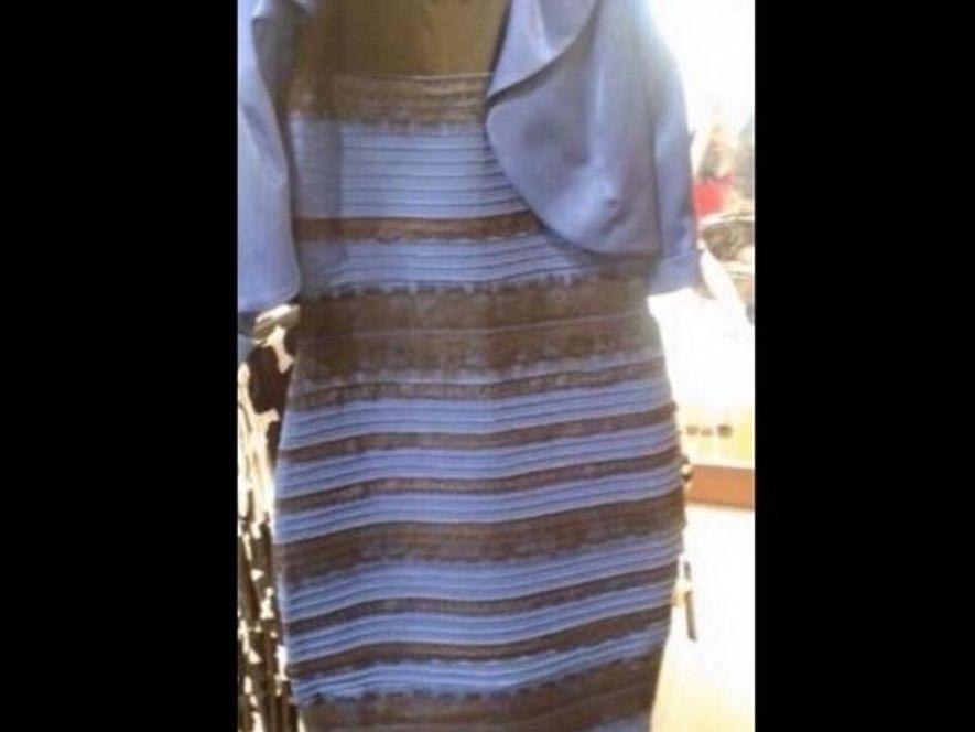 Vestido Azul O Blanco Explicaciones Sobre La Percepción Del