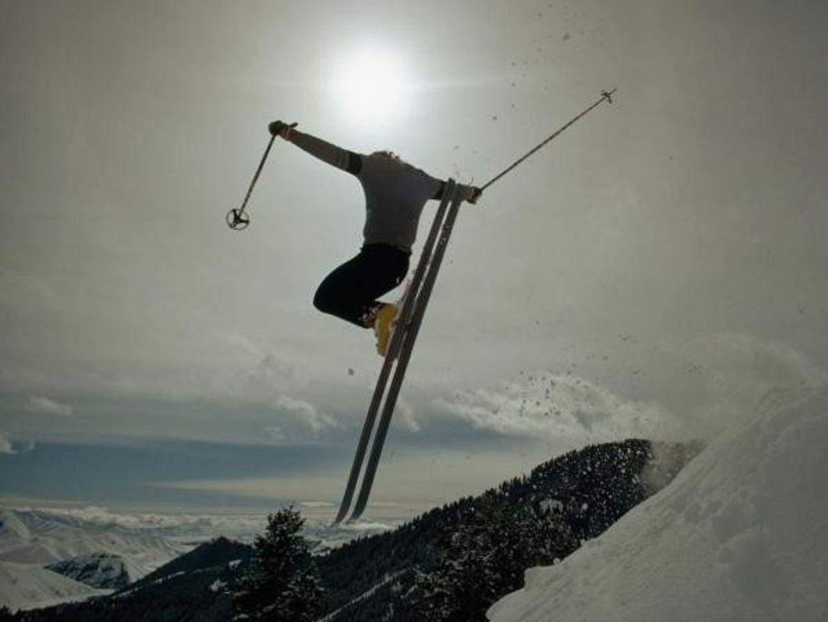 Freestyle: saltar por diversión