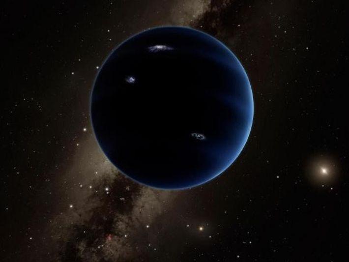 ¿Dónde está el Noveno Planeta?
