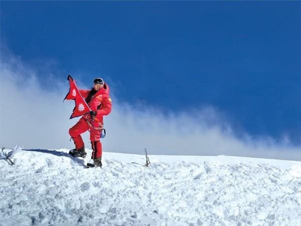 Coronando el K2