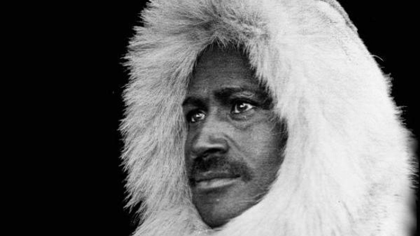 El explorador polar Matthew Henson