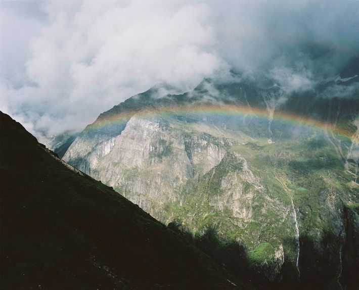 Un arcoíris