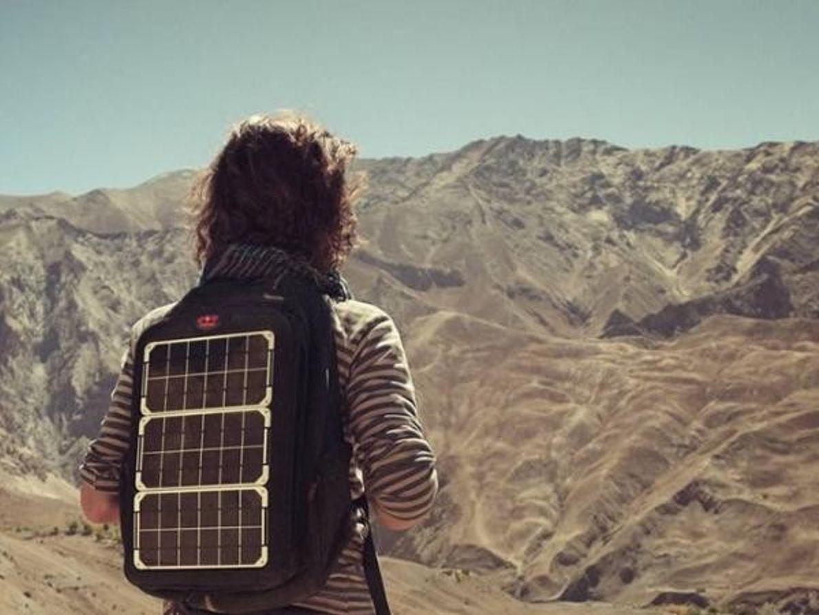 Las mochilas solares