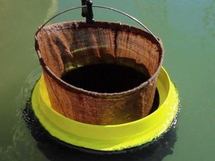 La papelera del mar