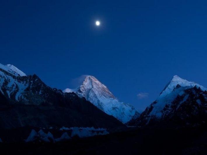 La Arista Norte del K2
