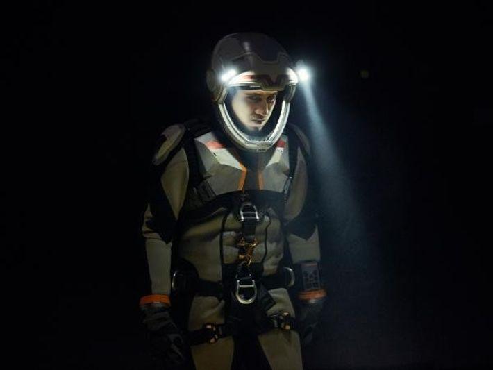 Alberto Ammann es Javier Delgado en MARTE, la nueva superproducción de NGC.