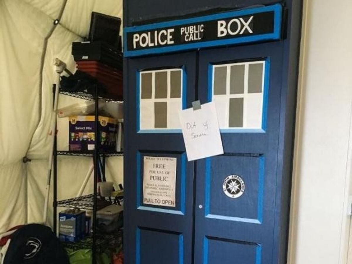 El TARDIS