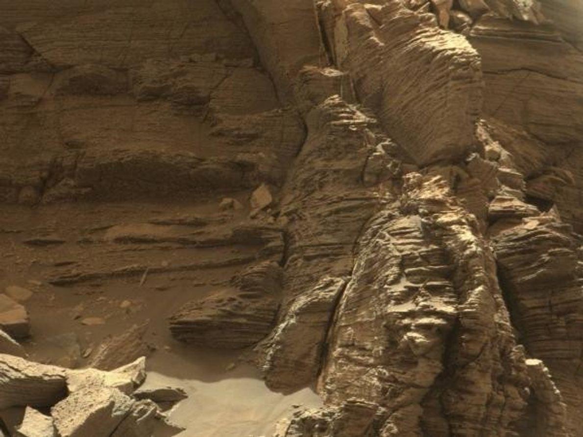 Afloramiento de rocas
