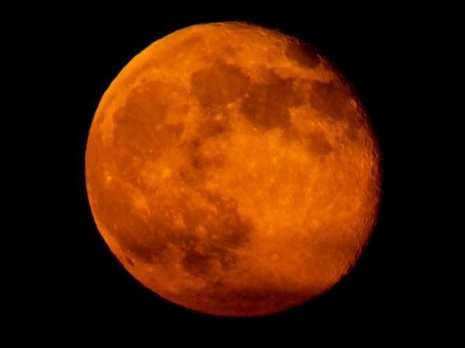 Súper-mega Luna - 14 de noviembre