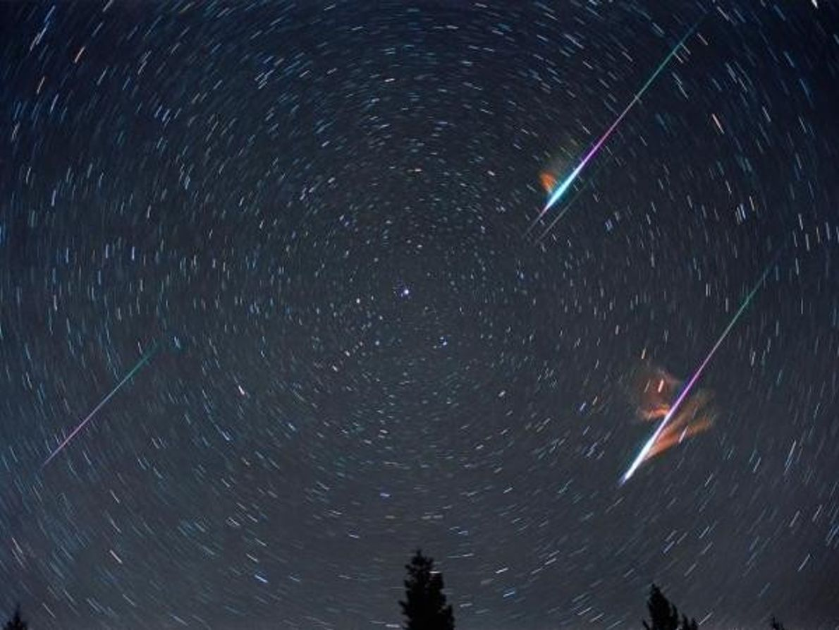 Lluvia de estrellas Leónidas – 16 de noviembre