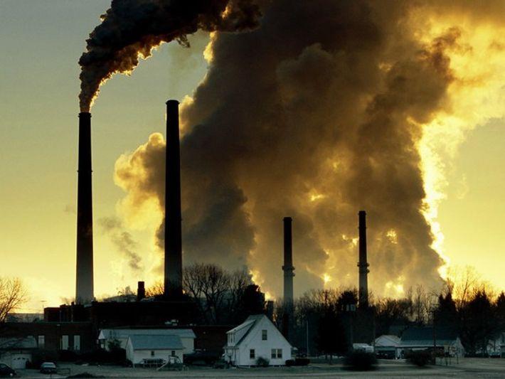 ¿Sabías qué hay  diferentes tipos de contaminación?