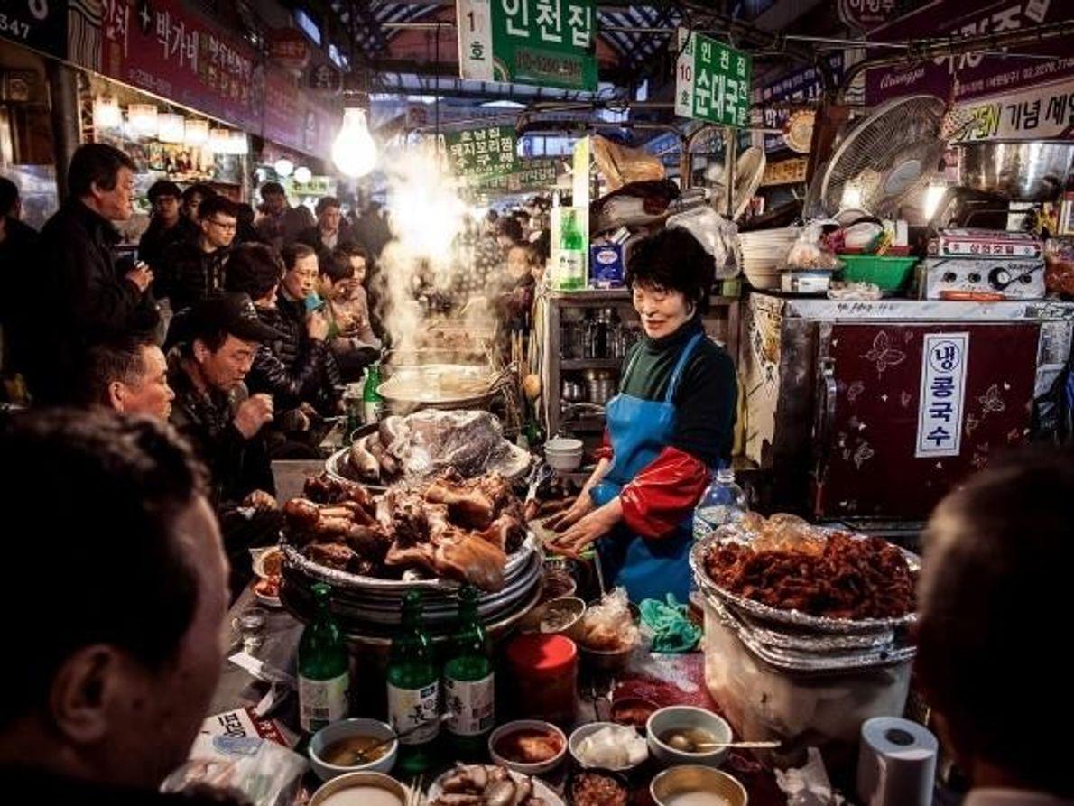 Seúl – Corea del Sur