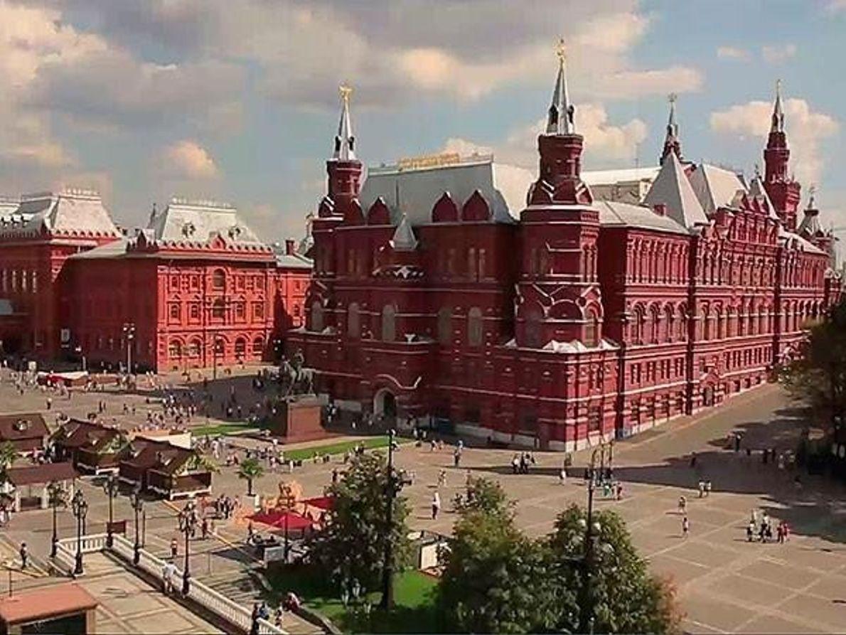 Moscú - Rusia