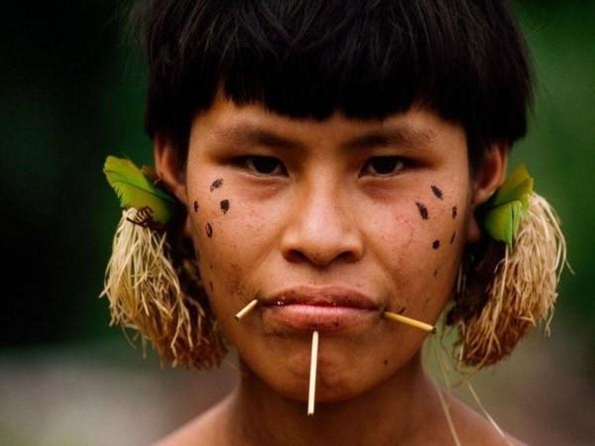 Indio Yanomami