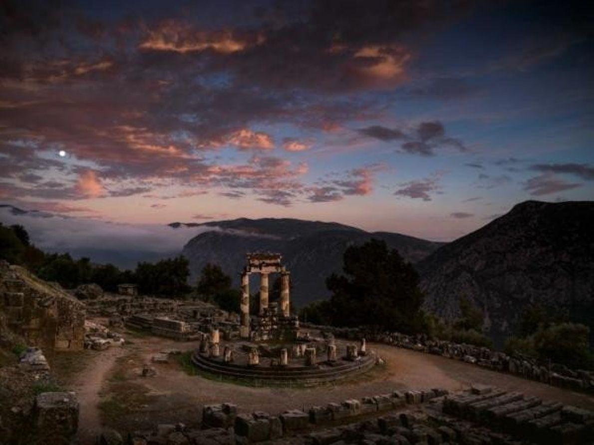 Santuario de Atenea Pronaia