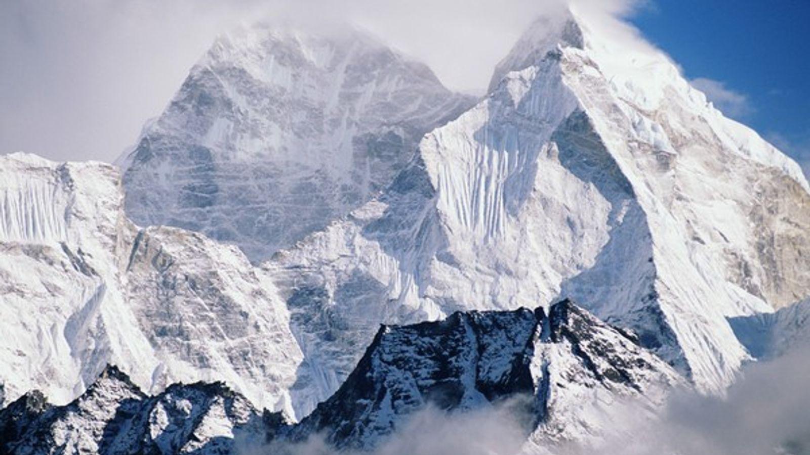 Pico Kantega (Everest)