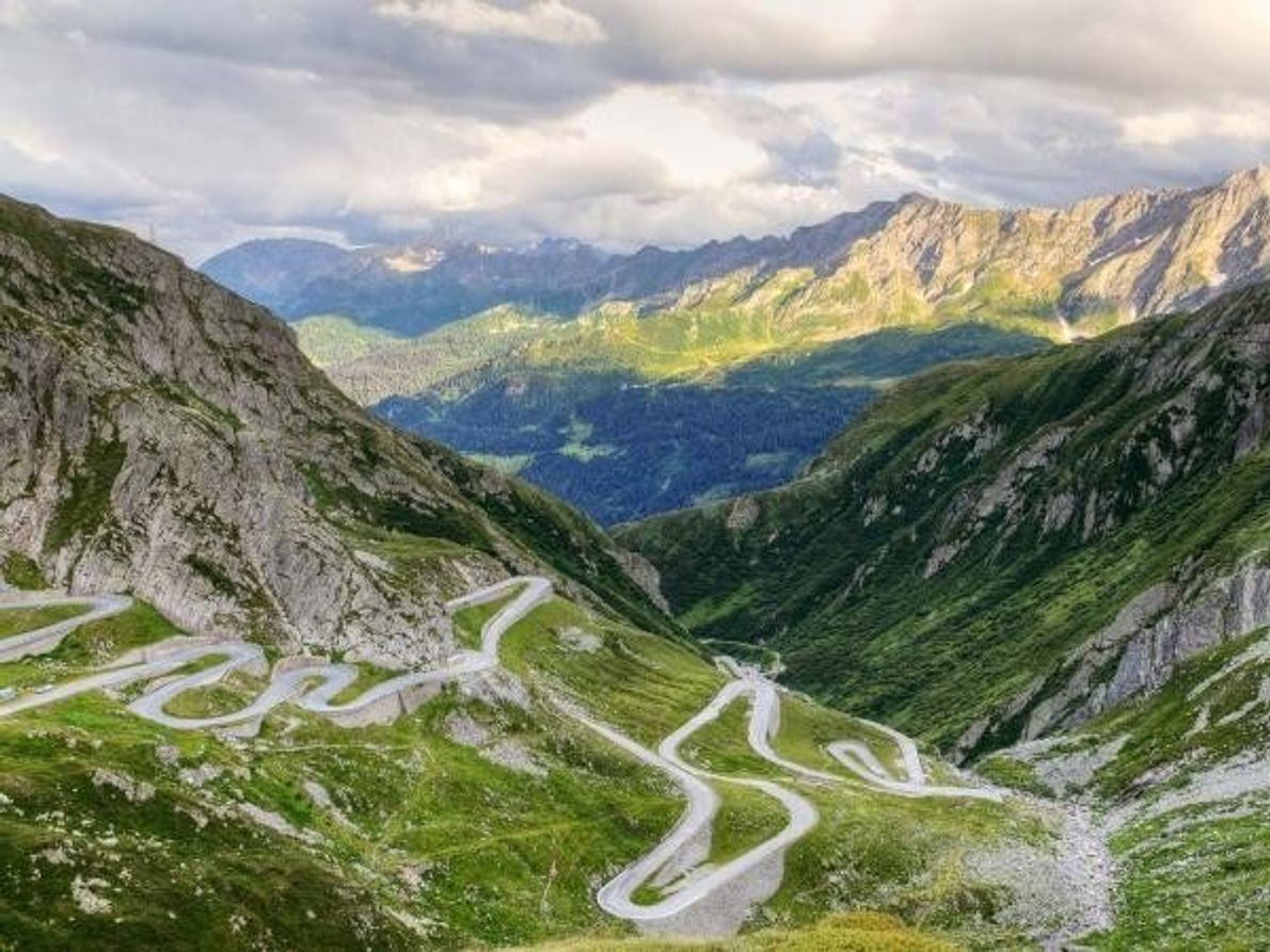 El cantón de Uri – Suiza