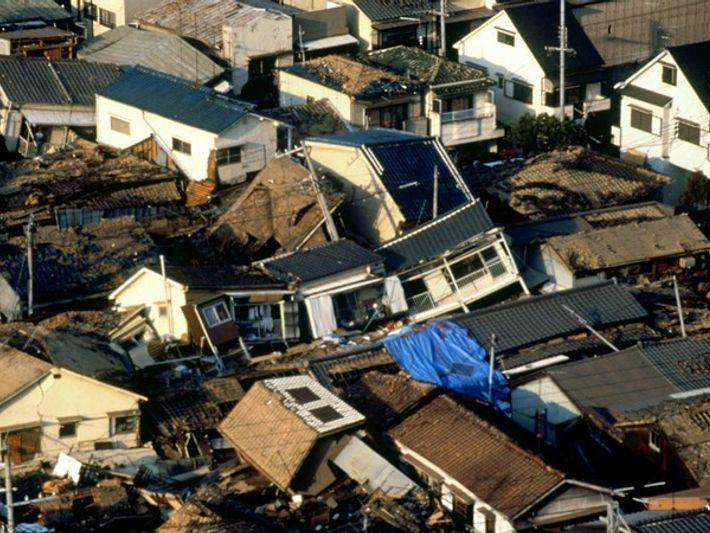 Terremoto en Kobe