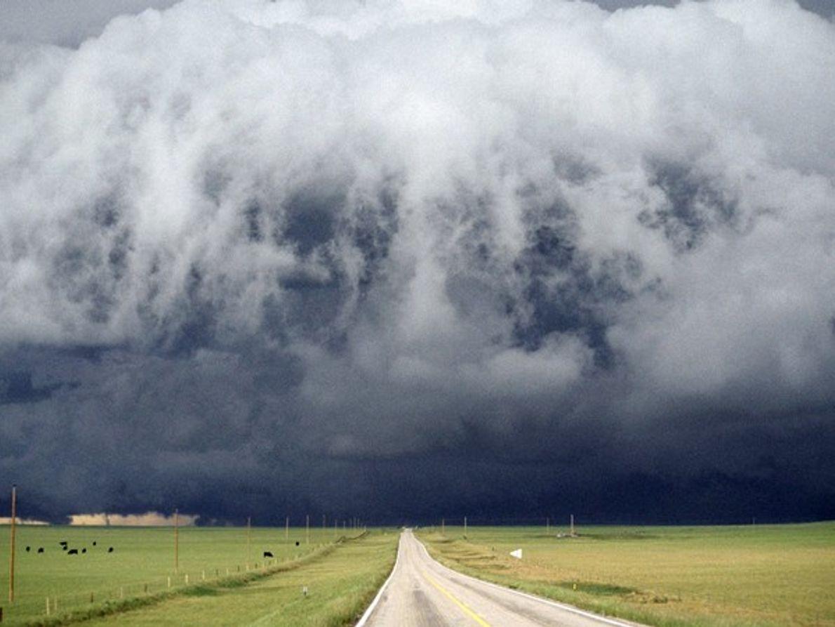 Tornados, consejos de seguridad.