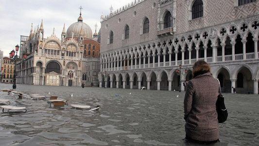 El aumento del nivel del mar