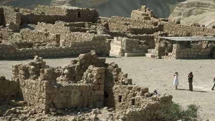 La tumba de Herodes