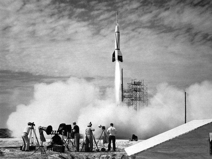 50 aniversario del primer vuelo espacial