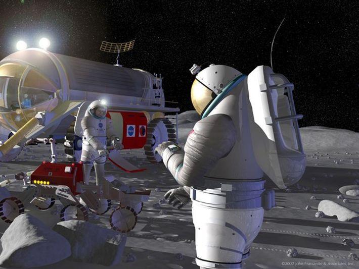 El futuro del vuelo espacial
