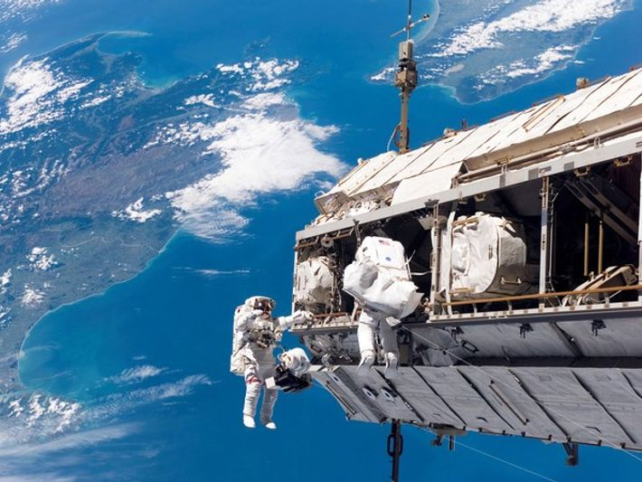 Agencia espacial Internacional