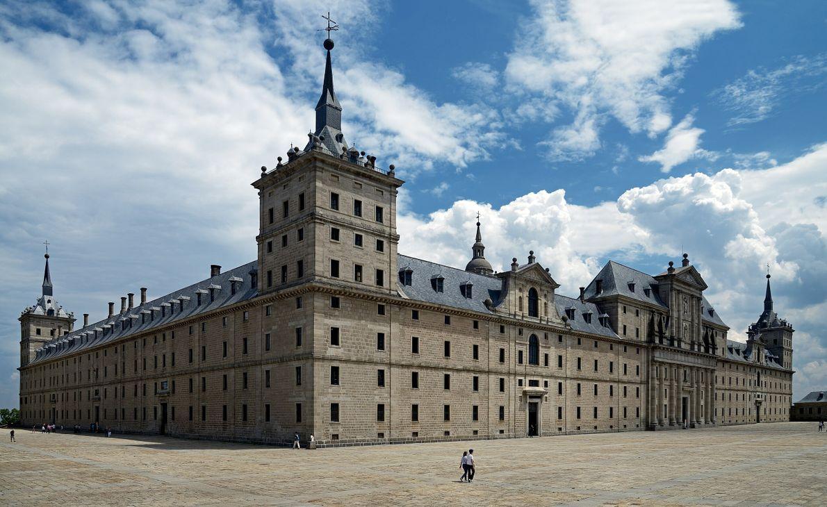 Lugares Patrimonio Humanidad España 04 El Escorial