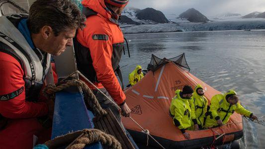 El entrenamiento para la expedición MOSAiC