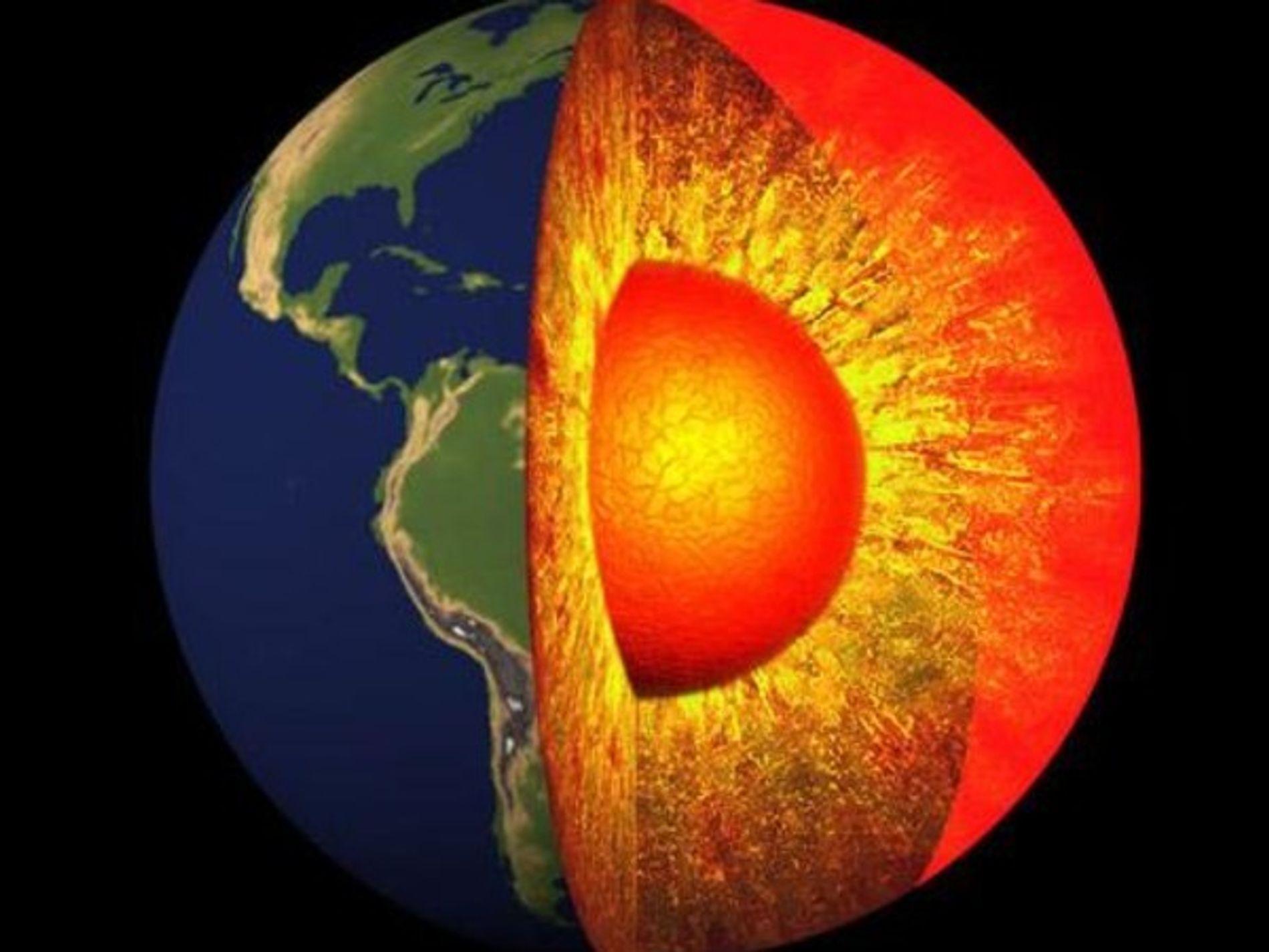 Según un estudio, el campo magnético del núcleo terrestre cambia rápidamente