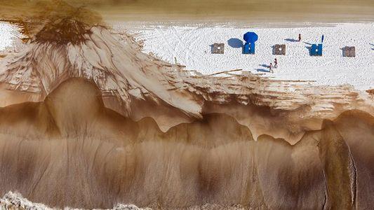 Por qué el vertido de petróleo del Golfo de México no desaparece