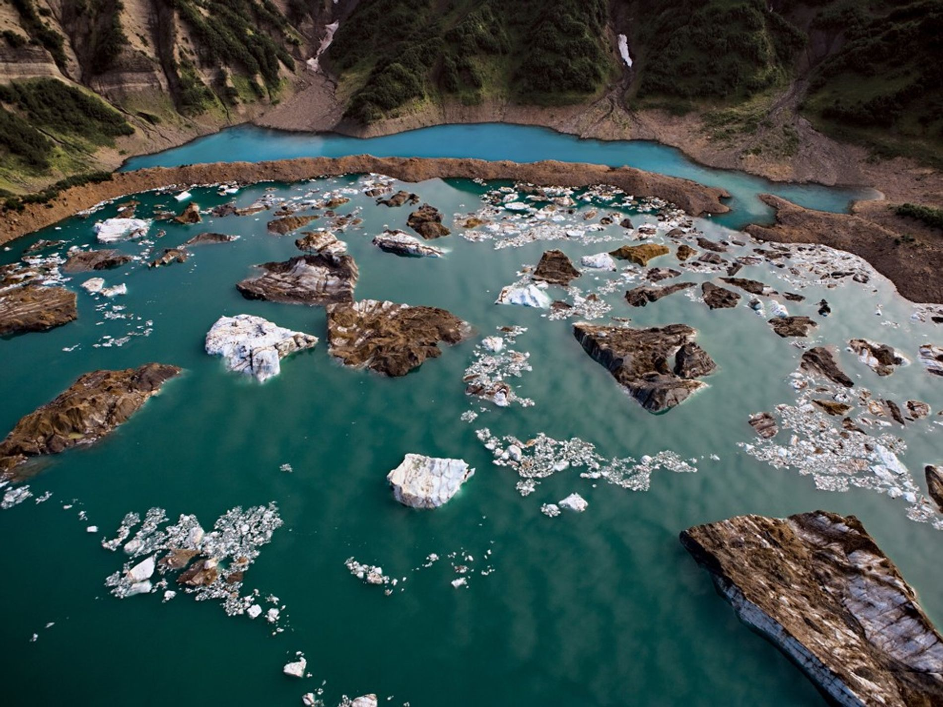 Red Glacier, Alaska