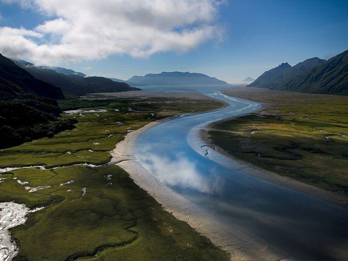 Bahía de Iniskin, Alaska