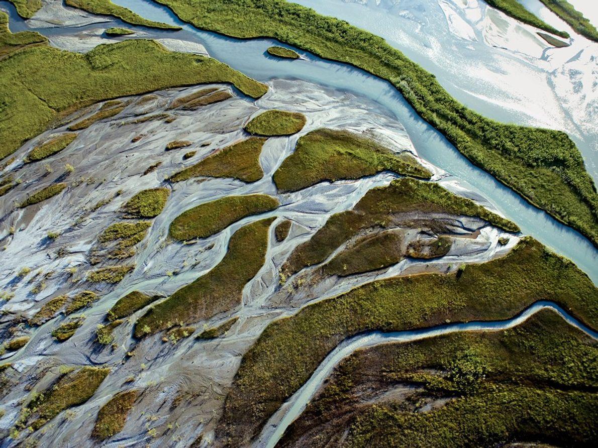 Río Neacola, Alaska