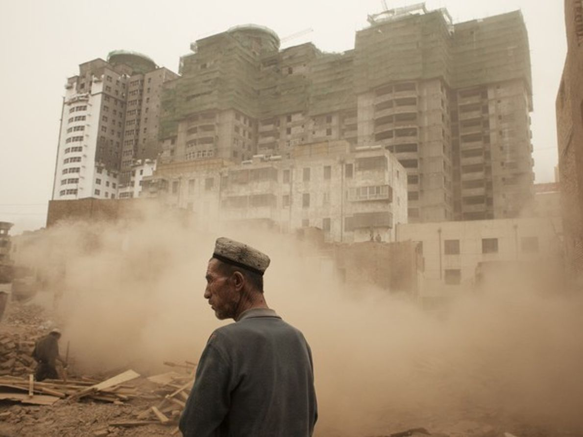 Demolición de edificios