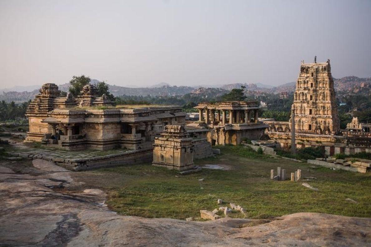 Templo de Virupaksha