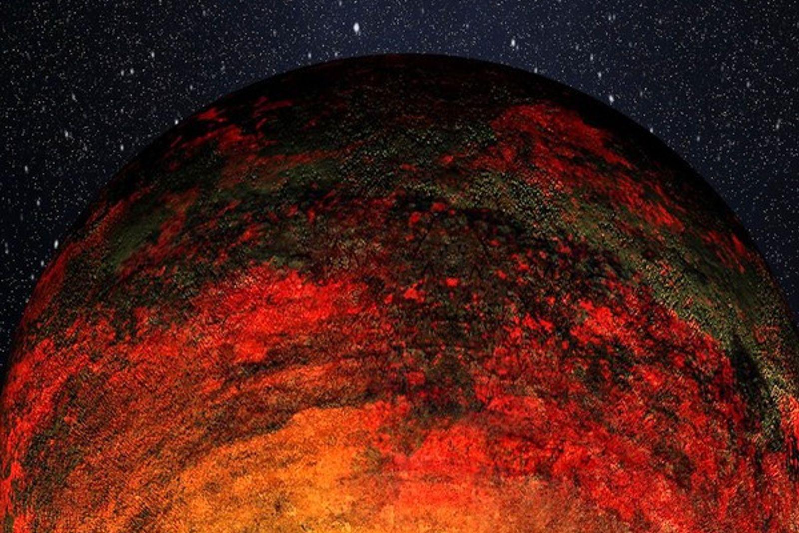 Se descubre un planeta similar a la Tierra