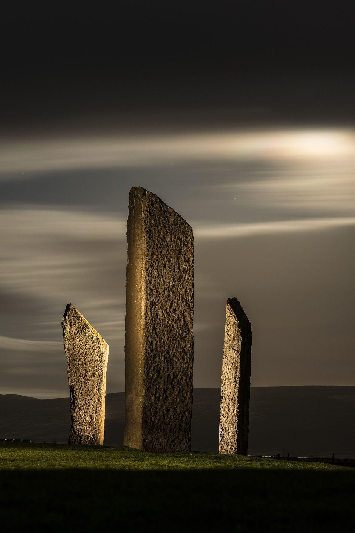 Piedras de Stenness