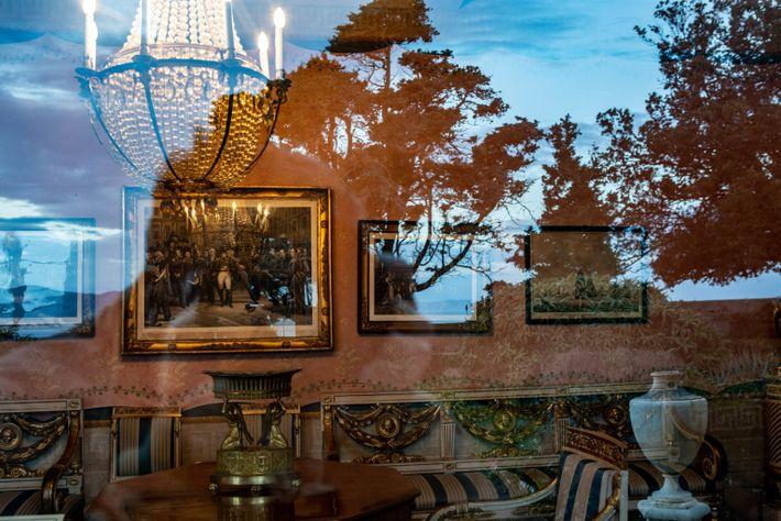 Fotografía de una habitación en Villa dei Mulini
