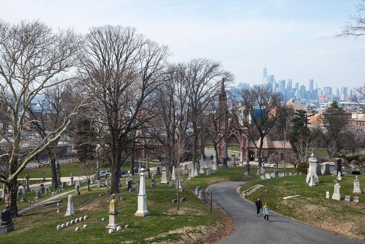 Cementerio de Green-Wood, Nueva York